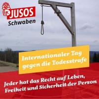 Internationaler Tag gegen die Todesstrafe